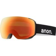 Anon M2 Ski Goggles - Extra Lens in Black/Red Solex - Closeouts