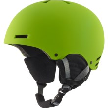 Anon Raider Ski Helmet in Dosed Green - Closeouts