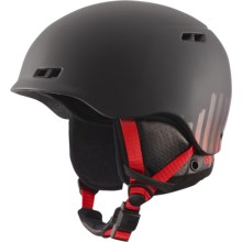 Anon Rodan Ski Helmet in Broken Arrow Black - Closeouts