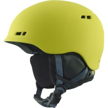 Anon Rodan Ski Helmet in Glitchy Green - Closeouts