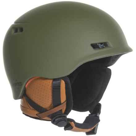 Anon Rodan Ski Helmet in Green - Overstock