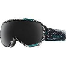 Anon Somerset Ski Goggles (For Women) in Mowgli/Dark Smoke - Closeouts