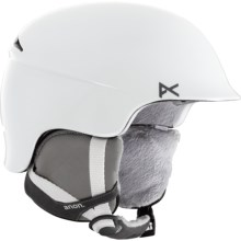 Anon Sonora Snowsport Helmet (For Women) in White - Closeouts