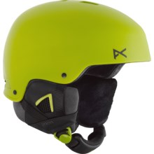 Anon Striker Snowsport Helmet (For Men) in Mellow Yellow - Closeouts