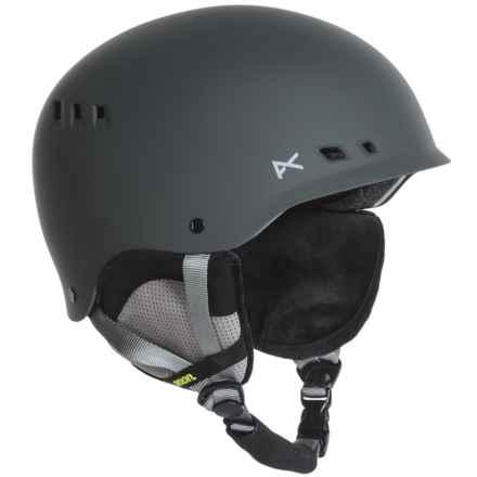 Anon Talan Ski Helmet in Slate - Overstock