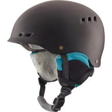 Anon Wren Ski Helmet (For Women) in Black - Closeouts