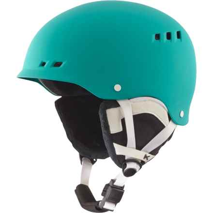 Anon Wren Ski Helmet (For Women) in Mowgli Teal - Closeouts