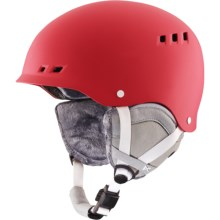 Anon Wren Snowsport Helmet (For Women) in Daisy Red - Closeouts