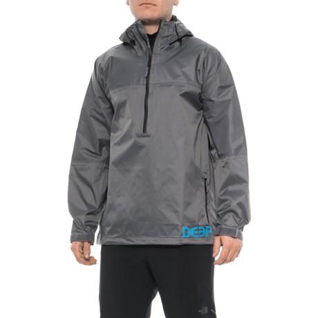 Image of Anorak Jacket - Waterproof, Zip Neck (For Men)