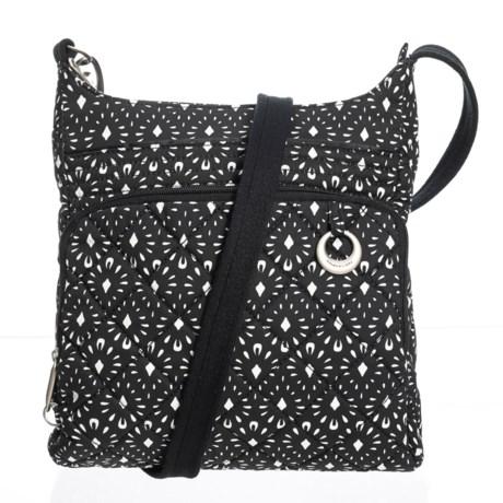 Image of Anti-Theft Boho North/South Crossbody Bag (For Women)