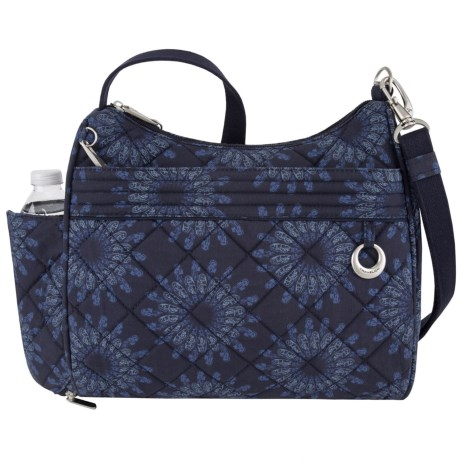 Image of Anti-Theft Boho Square Crossbody Bag