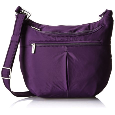Image of Anti-Theft Classic Light Slouch Hobo Bag (For Women)