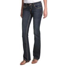 Antique Rivet Tatiana Jeans - Low Rise, Bootcut (For Women) in Venice - Closeouts