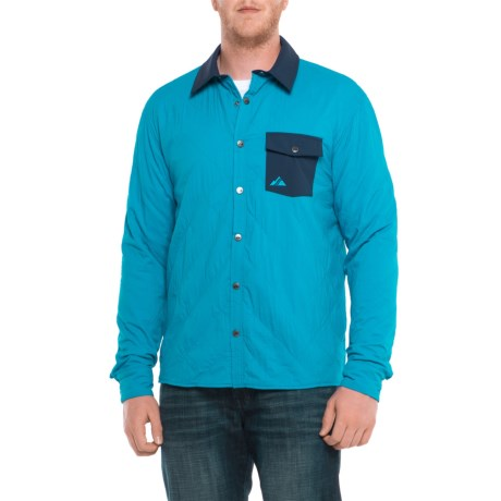 AP Polartec(R) Alpha(R) Shirt Jacket - Waterproof, Insulated (For Men)