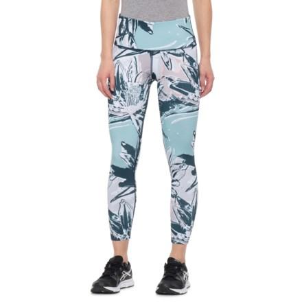 cb97a2c96385e Apana 7/8 Printed Leggings (For Women) in Sketch Floral