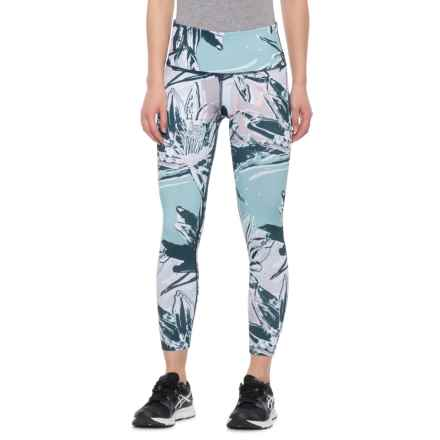 Apana 7/8 Printed Leggings (For Women) in Sketch Floral