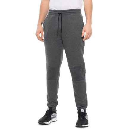 23c1fb89 Apana CVC Quilted Patch Jogger Pants (For Men) in Charcoal Grey Heather -  Closeouts