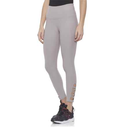 8aaf67c83 Clearance. Apana Lattice Ankle Leggings (For Women) in Gull Grey