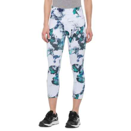 d7113700390 Apana Printed Capris (For Women) in Blossom Reflecton
