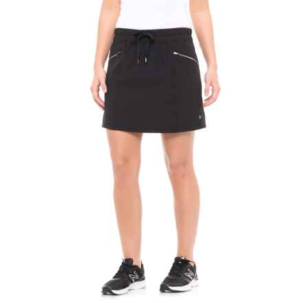 Apana Woven Skirt (For Women) in Rich Black - Closeouts