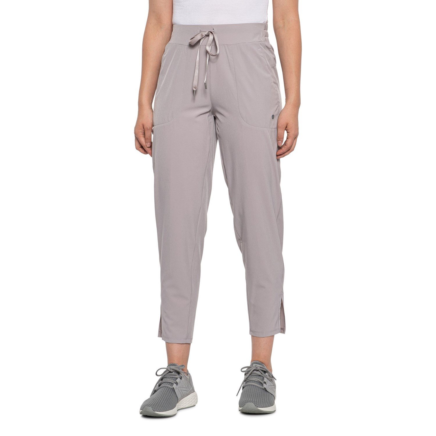 e4d5a80c Apana Woven Vented Ankle Pants (For Women) - Save 46%