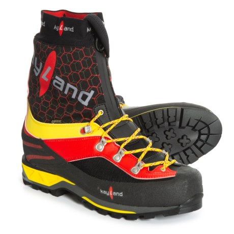 Image of Apex Evo Gore-Tex(R) Mountaineering Boots - Waterproof (For Men)