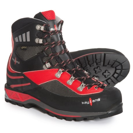 Image of Apex Gore-Tex(R) Mountaineering Boots - Waterproof (For Men)