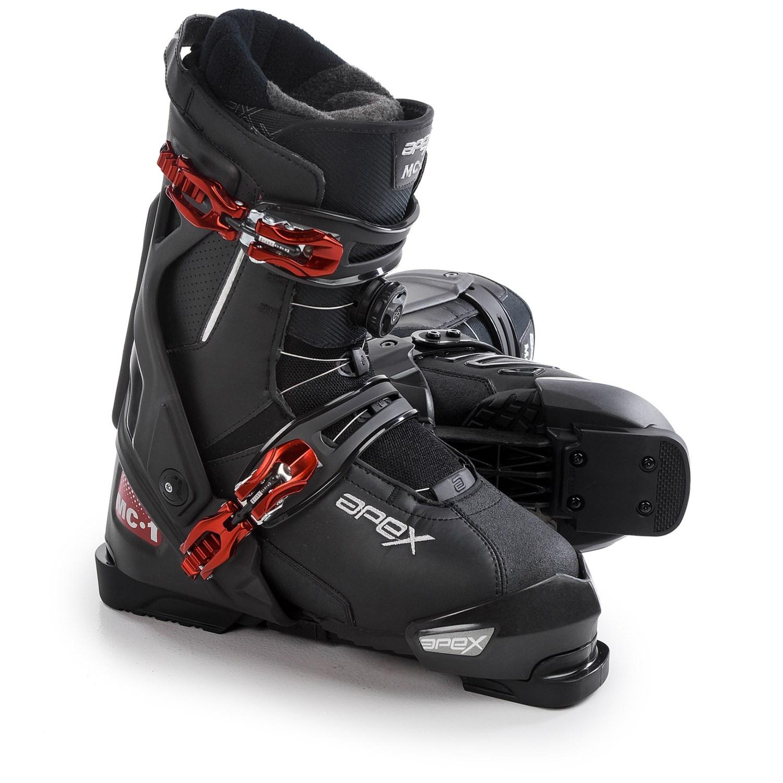 apex mc 1 alpine ski boots for save 62