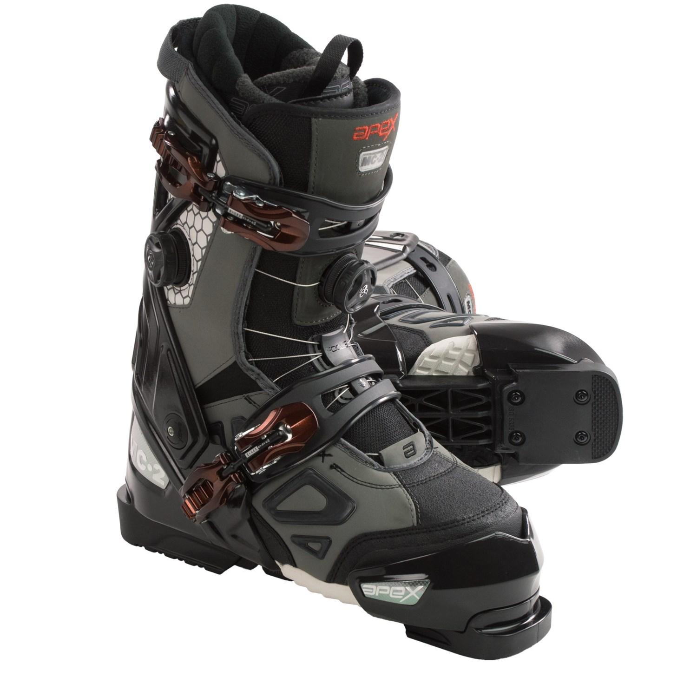 apex mc 2 alpine ski boots for save 86