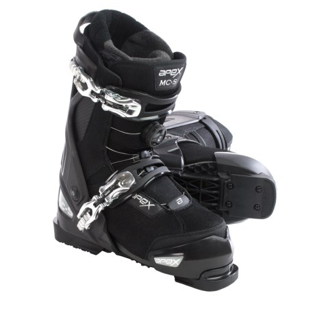 Apex MC-S Alpine Ski Boots - BOA(R) (For Men)