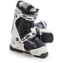 Apex ML-1 Alpine Ski Boots (For Women) in Black/Natural - Closeouts