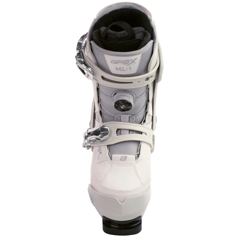 apex ml 1 alpine ski boots for save 83