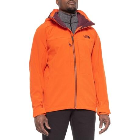 Apex Storm Peak Triclimate(R) Jacket (For Men) - PERSIAN ORANGE (L )