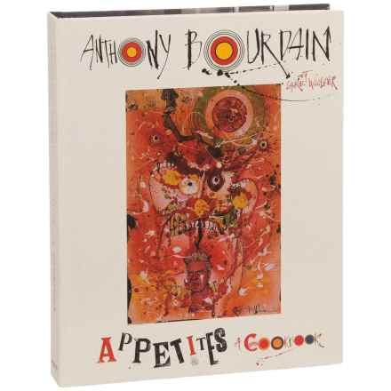 Appetites: A Cookbook by Anthony Bourdain - Hardcover in See Photo - Closeouts