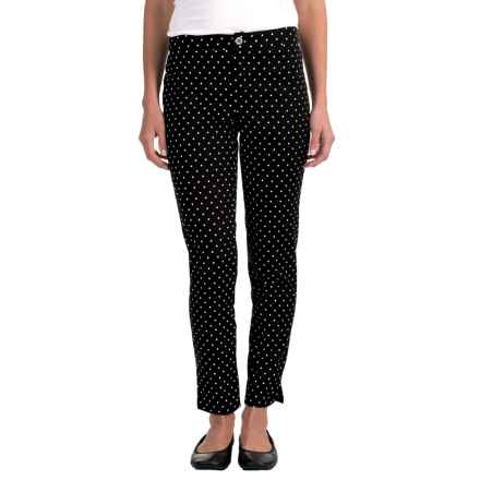 Apropos Boulevard Ankle Pants (For Women) in Dot - Closeouts
