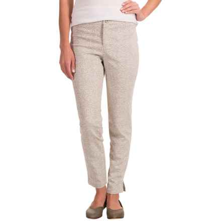 Apropos Boulevard Ankle Pants (For Women) in Lynx - Closeouts
