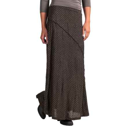 Apropos Checks & Balances Kara Skirt (For Women) in Java Check - Closeouts
