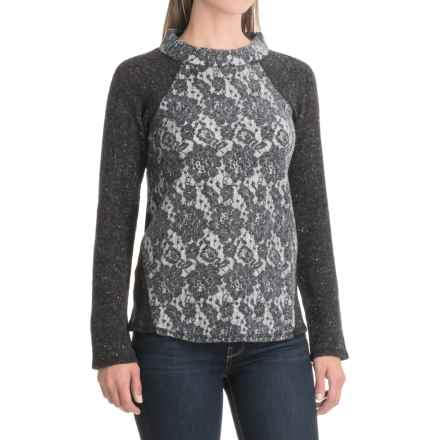 Apropos Equinox Portia Sweater (For Women) in Gray - Closeouts