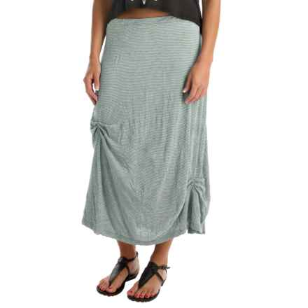 Apropos More Than a Crush Gently Lifted Skirt (For Women) in Zinc Mini - Overstock
