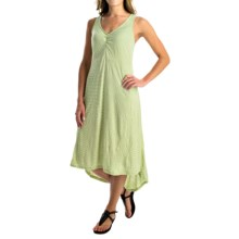 Apropos More Than a Crush Hi-Lo Dress - Short Sleeve (For Women) in Celadon Mini - Overstock