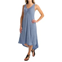 Apropos More Than a Crush Hi-Lo Dress - Short Sleeve (For Women) in Lapis Mini - Overstock