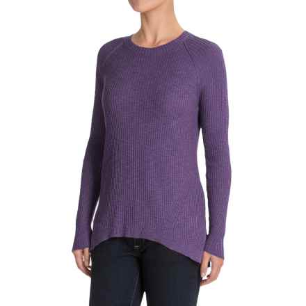 Apropos Portfolio Potrero Sweater (For Women) in Mulberry - Closeouts