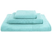 "AQ2 Microfiber Towel - 27x52"" in Turquoise - Closeouts"