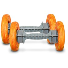 Aqua Sphere Variable-Resistance Dumbbells in See Photo - Closeouts