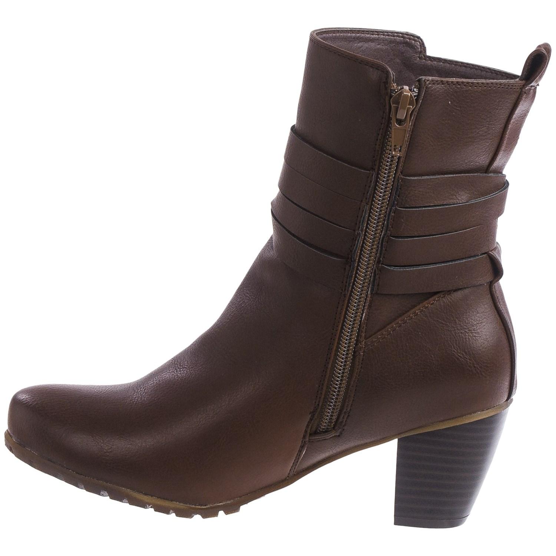 Aquaskin by Henri Pierre Elisa Winter Boots (For Women