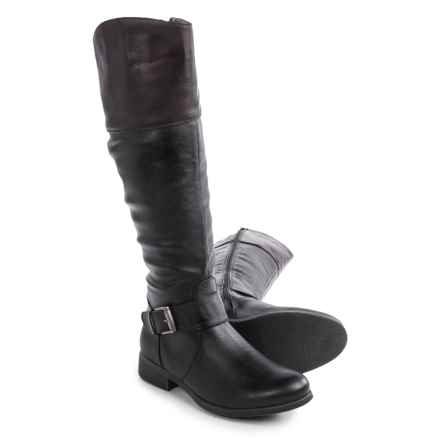 Aquaskin by Henri Pierre Itzel Boots - Waterproof (For Women) in Black - Closeouts