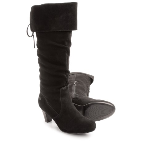 Aquaskin by Henri Pierre Rys Boots Waterproof Suede For Women