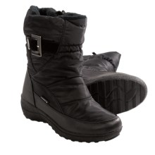 Aquatherm by Santana Canada Annika Boots (For Women) in Black - Closeouts