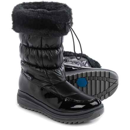 Aquatherm by Santana Canada Aubin Snow Boots - Waterproof, Insulated (For Women) in Black - Closeouts