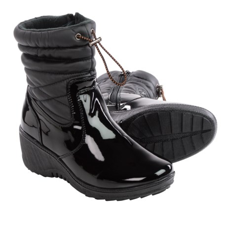 Stylish warm winter boots canada pictures